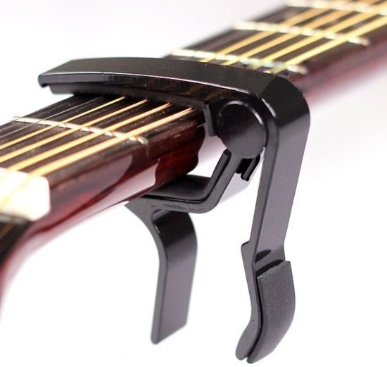 gitaar-capo-wat-is-dat